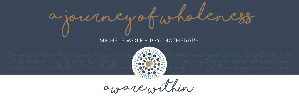 Aware Within Psychotherapy